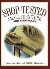 BOOK - Shop Tested Small Wood Furniture You Can Make from Wood Magazine