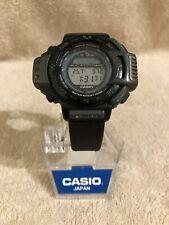 Vintage Casio Protrek ATC1000 Triple Sensor Watch