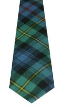 BAILLIE ANCIENT  PURE WOOL TARTAN TIE Choose From 400 tartans