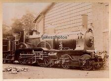 Locomotive N° 2.121 c. 1880-90 - Ch. de Fer du Nord Train - 59