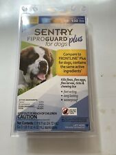 Sentry 6 Count Fiproguard Plus For Dogs Squeeze-on (89-132 pound)