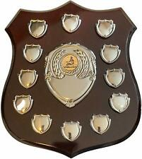Personalised Rowing Illustrious Annual Shield Award Size 255 mm