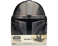 Star Wars The Mandalorian Series 1 Hobby Box 1 Autograph or Sketch card Per Tin