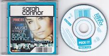 """SARAH CONNOR-MUSIC IS THE KEY POCK-IT CD 3 INCH """"/ 2 TRACKS"""