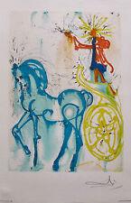 Salvador Dali 1980 Signed Dalinean Horses CHEVAL DE TRIOMPHE by SPADEM