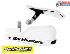 Barkbusters MX VPS Roost Deflectors Universal Motocross Handguards Yamaha White