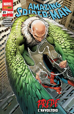 Fumetto - Marvel Italia - Uomo Ragno 730 - Amazing Spider-Man 21 - Nuovo !!!