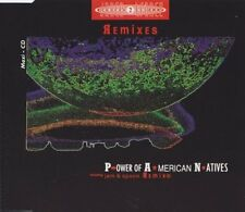 Dance 2 Trance Power of American natives-Remixes (1993) [Maxi-CD]