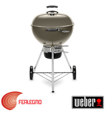 Barbecue BBQ Charcoal Charcoal Coal Grey DIAM.57CM Master Touch C-5750 Weber