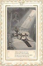 Canivet La croix et le lit XIXe Siècle