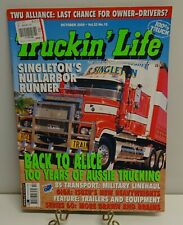TRUCKIN LIFE MAGAZINE RIG OF MONTH POSTER 2000 VOL.23 NO.10