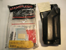 Safariland 2209 P226 Belt Loop Black Right Leather New Holster