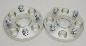 Kode Shop - Hubcentric Bolt On Wheel Spacer Adaptor 4x114.3 64.1 30mm M12x1.5