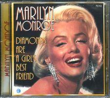 Marilyn Monroe - Diamonds Are A Girls Best Friend        CD NEU IVP