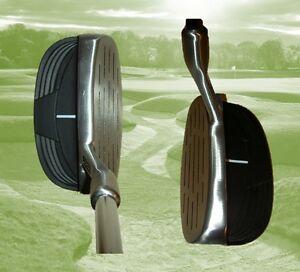 HX-9 Precise Golf Club Chipper 37 Degree Loft Left Hand, Wide Sole Easy to Hit