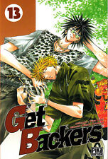 GET BACKERS    MANGA  N° 13   PIKA  EDITION