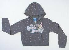 Disney Girls Snow Bunny Hooded Jacket Hoodie 6 6X S NEW
