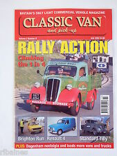 Classic Van & Pick Up July 2002 Renault 4/Ford Commercials/Leyland Sherpa MK1