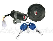 Ignition Switch Lock Set Kit Keys for Yamaha XT125 XT 125 X R XT125X XT125R BRA