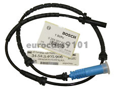 New! BMW X3 Bosch Front ABS Wheel Speed Sensor 0986594570 34523420330