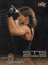 Cathe Sts - Hypertrophy: Mesocycle 2 (Dvd, 2008, 12-Disc Set)