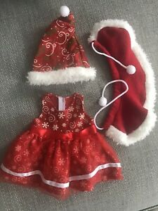 18 Inch Doll Christmas Outfit Clothes
