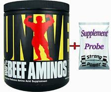 Universal Nutrition 100% Beef Aminos 200 Tabs Aminosäuren (0,07€/Tab)+ BONUS
