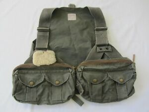 Genuine Filson Fly Fishing Vest ~ Vintage