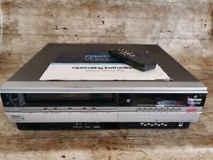 Ferguson Videostar 3V35 Front Loader VHS Electronic Video Cassette Recorder