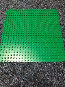 LEGO® DUPLO® 2304 Große Bauplatte - Grün, Green