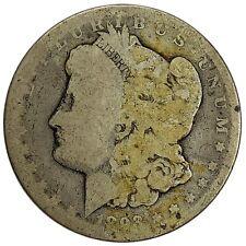 1893-CC United States Silver Morgan Dollar - About Good