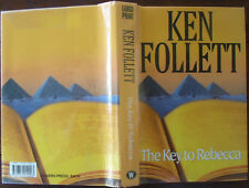 The Key to Rebecca by Ken Follett - 2000 - 1st Large Print Edition - Fiction
