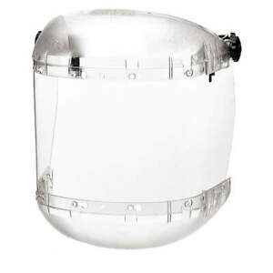 SELLSTROM S38510 Ratchet FaceshieldAssembly,Clear,Poly