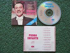 PEDRO INFANTE ***Vol. 1** ORIGINAL Mexico CD NO BAR CODE! Vicente Fernandez