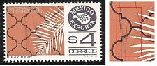 uad35 Mexico Exporta plate error MNH paper7, position 36