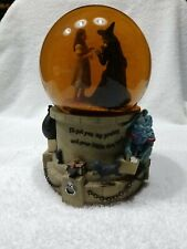 San Francisco Musical Waterglobe - Wicked Witch Threatening Dorothy-Retired-Mib
