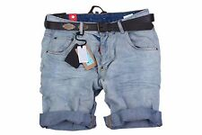 BNWT DSQUARED D2 MEN'S SHORT JEANS -size 32,FREE BELT