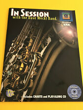 In Session with the Dave Weckl Band, Saxophone Version, Book/CD Set