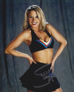 Sunny Signed Autographed 8x10 Photo - w/COA - WWE WWF Wrestling HOF Tammy Sytch