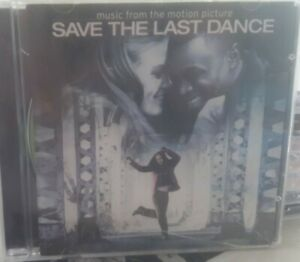 Save The Last Dance - Music From The Motion Picture - Julia Stiles - Free Post!
