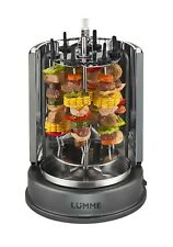 LUMME LU-1270 Shashlik maker / vertical BBQ