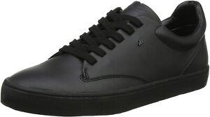 Boxfresh Herren ESB Sneaker, Schwarz (Black), 45 EU