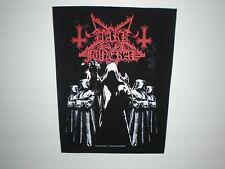 DARK FUNERAL BLACK METAL BACK PATCH