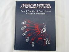 Feedback Control of Dynamic Systems (Addison-Wesley Electrical Engineering)