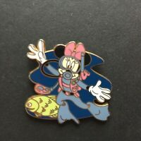 WDW Cast Lanyard Series 2  Scuba Diving Minnie Mouse Disney Pin 28786