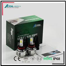 A336 COB CAR LED HEADLIGHT BULB H8 H9 H11 HB3 HB4 9005 9006  LED HEAD  LIGHTS