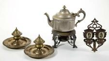 Assorted Metal Articles, Lot Of Four Lot 1483