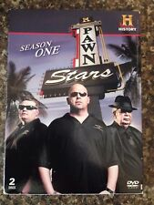 PAWN STARS SEASON ONE 1 DVD USA REGION 1