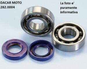 282.0004 Kit de Revisión Cigüeñal POLINI Bultaco: Astro 50 - Lobito 50