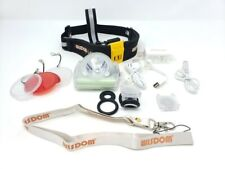 Wisdom 4A Headlamp/ Caplamp Kit with Accessories - Shipping from Australia